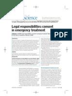 Ethics Refusal of Treatment