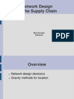 Network Design in Supply Chain