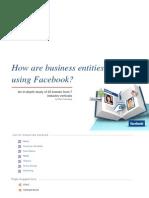 Facebook Usage Study Iffort