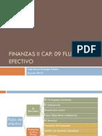 F2 Parcial 1 - Cap 09 Flujos de Efectivo