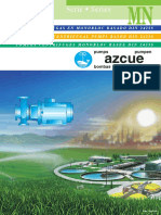 Centrifugal pumps brochure