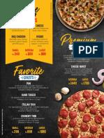 Dominos menu latest