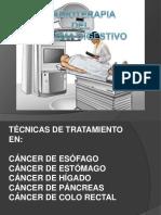 Cancer de Sist Digestivo