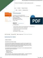Chromatographia - Incl