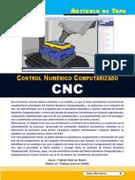 Control Numérico Computarizado CNC (Art Tapa)