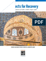Prospects for Recovery English translation of Alahazrat Imam Ahmad Raza's book Tadbeere Falah o Najat o Islah تدبیر فلاح و نجات و اصلاح