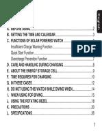 Promaster Tough Setting Guide