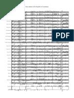 State Anthem of the Republic of Azerbejian - Dopolnjena 5.1.2013 - Score and Parts