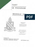 DLI German Headstart - Module 08