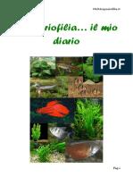 Acquariofilia...Il Mio Diario