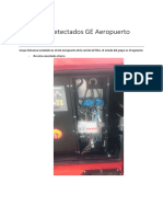 Poblemas Detectados GE Aeropuerto