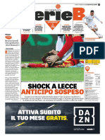 La Gazzetta Dello Sport 02-02-2019 - 22a Giornata