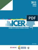 Icer Cauca 2015