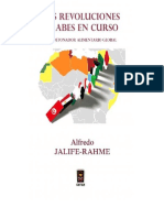 Las Revoluciones Arabes en Curso, el Detonador Alimentario Global