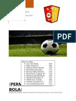 Presentasi Sepak Bola Kelompok 1