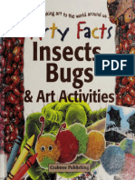 Insects Bugs Amp Amp Art Activities