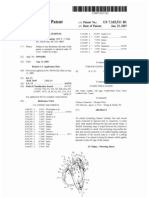 Animal restraining harness (US patent 7165511)