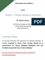 Ch3_Cinetique et Radioactivité