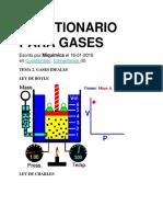 Cuestionario Para Gases