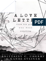 A Love Letter from the Girls Who Feel Everything.epub