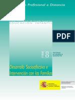 Guía sobre trastornos del desarrollo afectivo