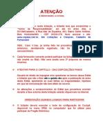 Edital de Licitação PÚBLICA