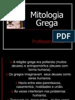 Mitologia Grega - 1ª Série