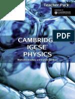 Cambridge IGCSE Physics Teacher Pack