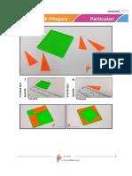 Pythagorean Proof Kit Model Guide_ita