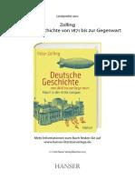 Deutsche Geschichte von 1871 bis zur Gegenwart
