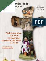 2019 Cartel Vida-Consagrada Español