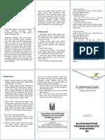 Budidaya Jagung Tumpangsari Dengan Kedelai Leaflet2