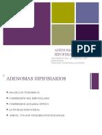 ADENOMAS HIPOFISIARIOS - JN MENDOZA