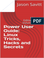 [Bookflare.net] - Power User Guide Linux Tricks, Hacks and Secrets Ultimate Edition (2019) Volumes 1 & 2
