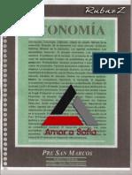 Economía Pre San Marcos