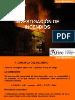 Investigación de Incendios Sudamerica