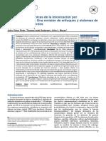 Caracteristicas clinicas de intoxicicacion