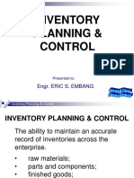 12611042-Inventory-planning.ppt