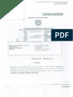 JEP le niega libertad transitoria al exsenador Álvaro Ashton
