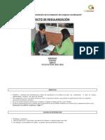 Proyecto de Regularizacion 4 Semestre Ingles y Economia