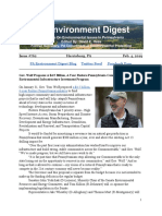 PA Environment Digest Feb. 4, 2019