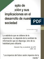 1-El Concepto de Información y Sus Implicaciones 17 Ed