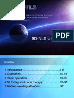 9D-NLS Use Manual