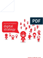Planning and managing digital strategy