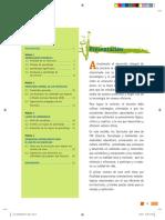 FASCÍCULOS DE C.T.A. - PRIMER GRADO SECUNDARIA.