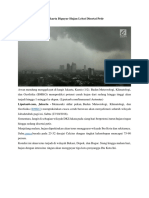 Tugas Artikel Cuaca