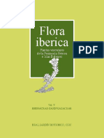 -Flora Iberica_ Plantas Vasculares de La Peninsula Iberica e Islas Baleares. Vol 5-Real Jardin Botanico, C.S.I.C (1986)