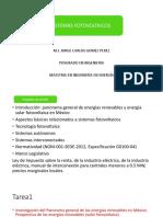 Programa de Unidad de Aprendizaje Fotovoltaico