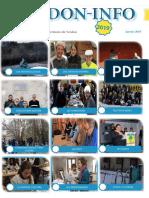 Le journal PDF de Janvier 2019