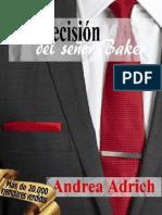 Proposicion Del Senor Baker Ndeg3 La Andrea Adrich